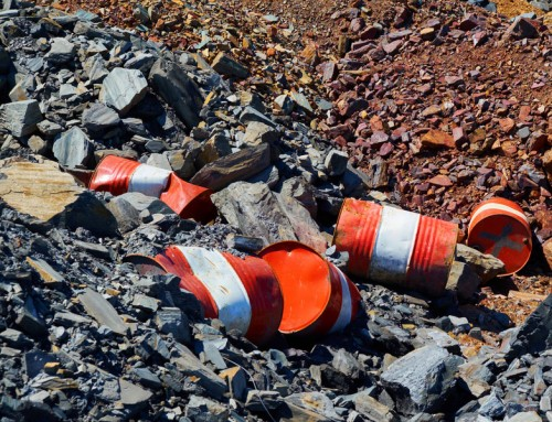 Bronson Supports Contaminated Site Remediation Efforts in Canada's North